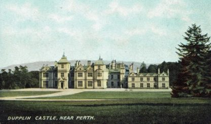 Image of Dupplin Castle