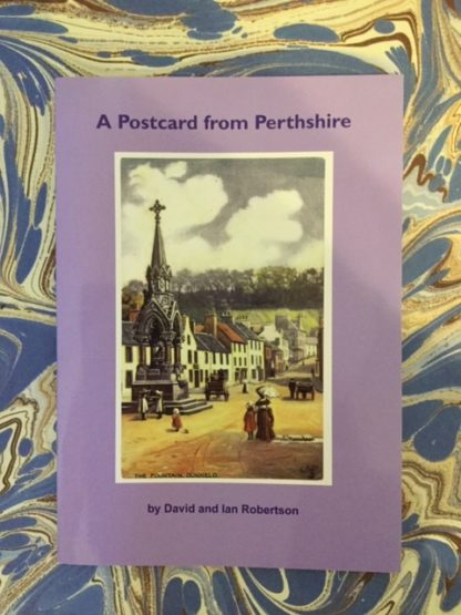 The Postcard from Perthshire book