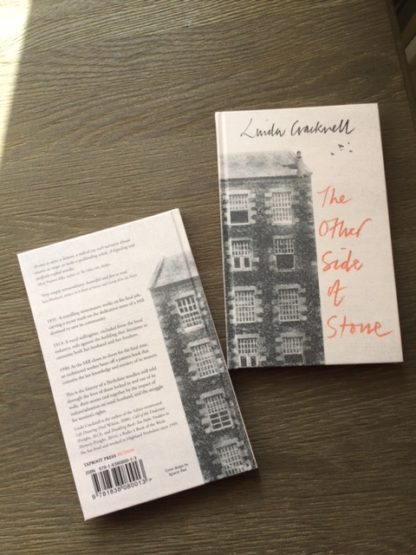 back and front cover of book